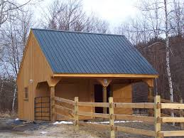 Horse Shed Designs Horse Barn Designs For Simple Horse Breeder Icmt Set