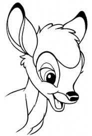 Check out cute deer bambi coloring pages for your kids. Bambi Free Printable Coloring Pages For Kids