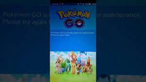 POKEMON GO IS CURRENTLY DOWN RIP GEORGE FLOYD. - YouTube