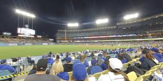 Dodger Stadium Seating Chart 2019 Dodger Stadium Section 43 Rateyourseats Com