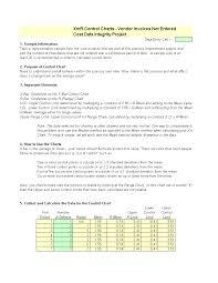 Control Chart Templates At Allbusinesstemplates Com