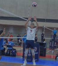 Clayton Zimmerman's Men's Volleyball Recruiting Profile