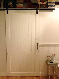 barn door closet doors hardware how hanging sliding track ideas white