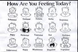 Program Recognizing Labeling Emotions I Love Aba