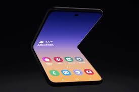 Samsung Smartphone Design Photos Of Samsungs Second Gen Foldable Smartphone Show Off