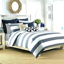 beutiful navy and white striped bedding sheet set navy and white striped bedding
