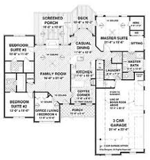 images about House Plans on Pinterest   House plans  Square    Bungalow Style House Plans   Square Foot Home   Story  Bedroom and Bath  Garage Stalls by Monster House Plans   Plan love the coffee corner