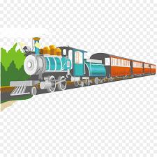 Xe lửa đường Sắt phim Hoạt hình đầu Máy - Truyện tranh phong cách tàu véc  tơ liệu png tải về - Miễn phí trong suốt Tàu png Tải về.