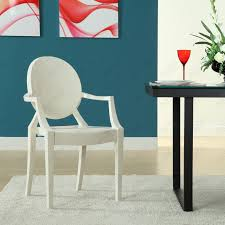 philippe style louis ghost chair (multiple colors)  designer