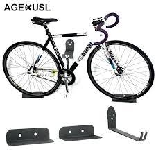 wall bike rack innovative ng bicycle bike racks wall mount storage holder stand support mountain road