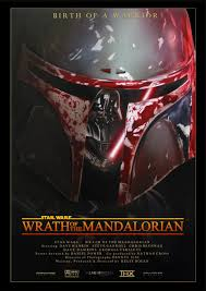 Watch Star Wars: Wrath of the Mandalorian on Netflix Today!