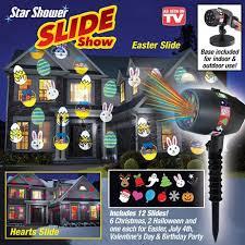Slide Tv Show Star Shower Slide Show Projector