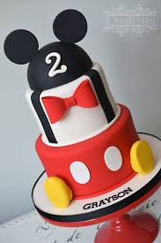 Mickey Mouse Cakes Ideas Or Mickey Mouse Cakes And Cupcakes Or