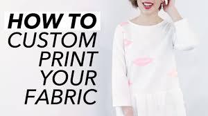 custom fabric stamp. Beautiful Custom How To Custom Print Your Fabric Stamping  Quick Tutorial  WITHWENDY To Stamp