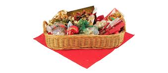 give healthful food gifts