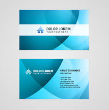 Vector Company Id Card Eps Free Vector Download 189 132