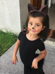 diy costume cat little toddler cat makeup
