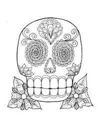 Small Picture Dia de los Muertos Day of the Dead Sugar Skull Pop Art Pop Art