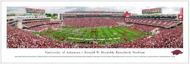 Razorback Stadium Facts Figures Pictures And More Of The