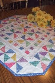 Traditional Amish 9-Patch Infant Quilt New Hand Quilted | Quilting ... & I just adore this Sweet Little Quilt Pattern. Pinwheels Aplenty was  Designed by Marie Oman of Tea for Two Designs, simple enough, for even a Adamdwight.com