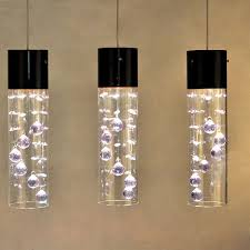 details about modern glass shade crystal ceiling light pendant lamp 1 x lighting chandelier 26
