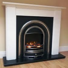Beaucrest Heaton Electric Fireplace Suite