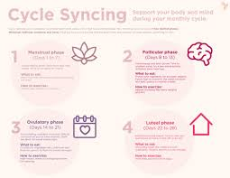 Menstrual Cycle Phases Chart Cycle Syncing How To Hack Your Menstrual Cycle To Do