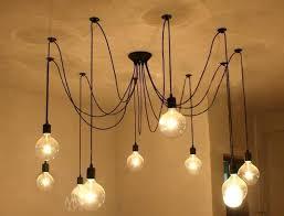 ceiling lights light bulb ceiling lights bulbs chandelier day female spread flower lighting ems ship