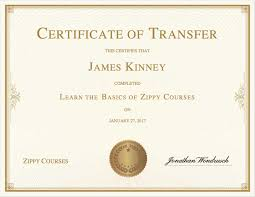 What Is Course Completion Certificate Adding A Certificate Of Completion To Your Course Zippy