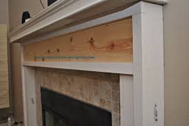 decor how to build a stone fireplace surround deboto home design