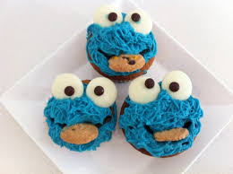 Howtocookthat Cakes Dessert Chocolate Easy Cookie Monster