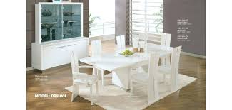 lacquer furniture modern. White Lacquer Dining Table Modern Mia Furniture