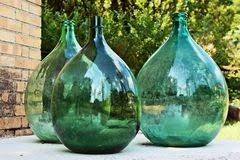 Large Decorative Glass Jars Large clear glass bottle stock image Image of dish bottles 36