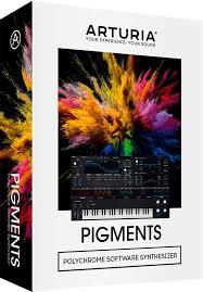 Купить <b>Arturia Pigments</b> Electronic License комплект плагинов ...