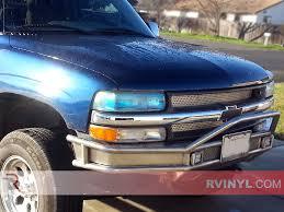Rtint® Chevrolet Tahoe 2000-2006 Headlight Tint | Film