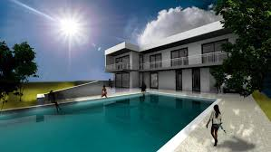 Revit Architecture Modern House Design 10 Quick Steps To Building A Residential House In Revit