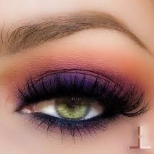 smoldering purple smokey eye our eye shadows here s purple smokey eye