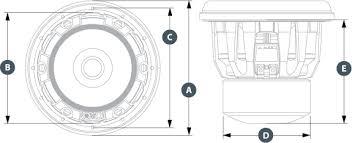jl audio 10w7 wiring diagram wiring diagrams 10w7ae 3 car audio subwoofer drivers w7ae jl