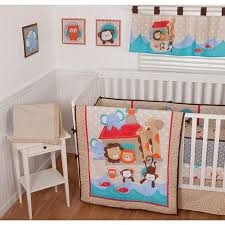 crib bedding sets noahs ark nursery