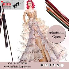 Fashion Designing Short Courses In Mumbai Inifd Ghatkopar Is One Of The Best And Leading Fashion