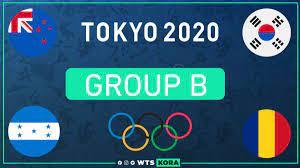 كرة القدم في الألعاب الأولمبية 2020: مباريات ونتائج المجموعة الثانية