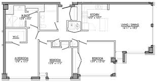 3 Bedroom Floor Plans Best Inspiration Design