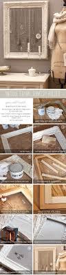 home master bathroom slidenine diy antique frame jewelry holder click pic for  dollar store crafts fo