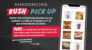 <b>Martin's</b> Super Markets - Northern IN & Southern MI Grocery
