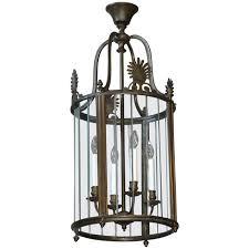 italian pendant lighting. large italian neoclassic bronze hall lantern pendant light 1 lighting
