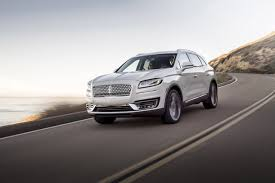 2019 Lincoln Nautilus Color Chart 2019 Lincoln Nautilus Official Photos Details And Specs