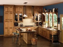 Merillat Kitchen Cabinet Doors Merillat Masterpiecear Cimmaron In Rustic Maple Husk Merillat