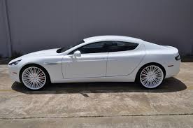 white aston martin rapide. aston martin rapide matte white celebrity auto group r