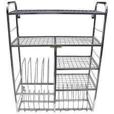 Wire kitchen rack Bakers Rack Ss Kitchen Rack Usage To Keep Utensil Amazonin Ss Kitchen Rack Usage To Keep Utensil Rs 180 kilogram Rajshri