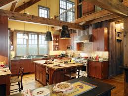 Old Country Kitchen Designs Deciding The Rustic Kitchen Design